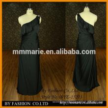 Elegant Designer One Shoulder Dress Latest Formal Dresses Patterns Taffeta Dress Designs