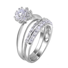 кольцо ювелирные изделия пары кольцо плакировкой золота кольца пара ювелирных изделий