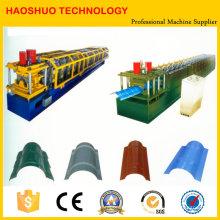Ridge Cap Forming Machine para venda