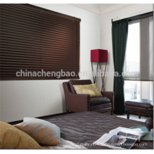 Easy installation wood blinds/wood venetian blinds