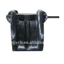 Marine cable stopper