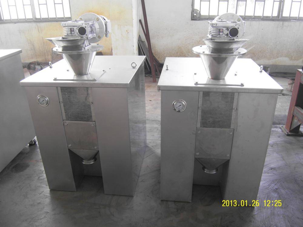 Dry Granulation Roll Compactor