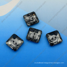 Loose Garment Stone Crystal Button Fo Wholesale