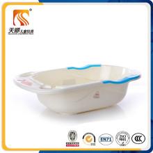 Banheira chinesa das crianças com furo de drenagem para a venda