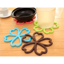 Many Kitchenware Kind of Insulation Mat Silicone Coasters