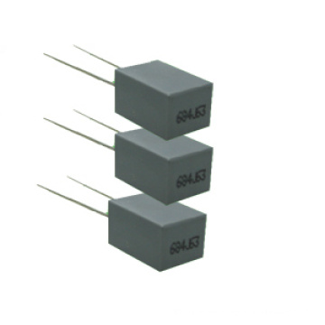 Mini-Box 5mm Polyester Film Kondensator