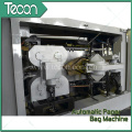 Machine de conditionnement automatique de sac en papier Kraft pour faire des sacs en papier