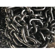Cadeias de elevação acabadas pretas de alta qualidade