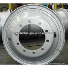 Cheap Chinese Wholesale steel rims price 22.5 x 9.00, 22.5x 8.25, 11.75x22.5 wheel price