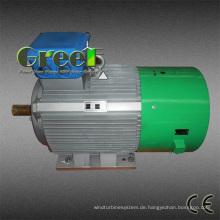 Permanentmagnetgenerator mit 800 U / min für Wind- und Wasserturbinen