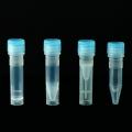 Viales de muestra autónomos de 0,5 ml