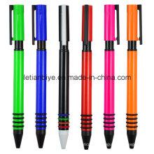 Presente de empresa promocional de caneta esferográfica atraente (LT-C719)