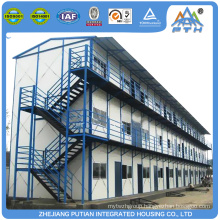 3 floors construction site widely used prefab container house