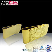 Factory direct sale metal money clip with knife