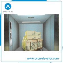Grand ascenseur de cargaison d'ascenseur de marchandises de capacité de chargement 1600kg