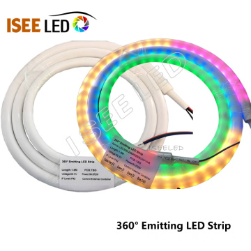 3D LED Strip Strip Pixel to Pixel Control