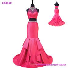 Alta calidad nuevos modelos de vestido de noche para la boda