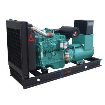 Conjunto trifásico Googol Googol 100kVA 80kw Silent Generator