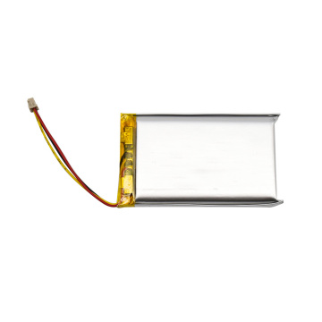 753662 3.7 V 1900 mah batteria agli ioni di litio per tablet pc