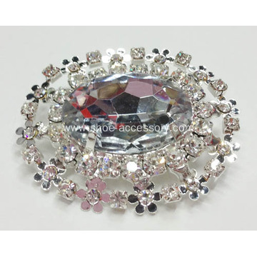 2013 Hot-sell Rhinestone Shoe Clips