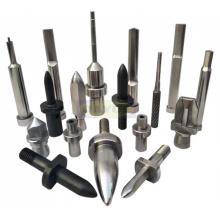 Pernos de posicionamiento y punzones para componentes de moldes de automóviles