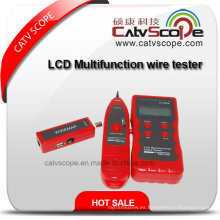 4-en-1 Cable Tester & Wire Tracker