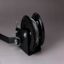 1800lbs Hand Winches Cable Winch