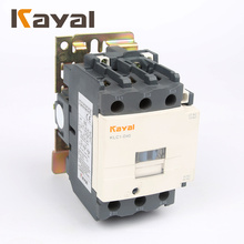 Worth buying best selling Professional manufacturer suppliecjx2 (lc1-d)4011 380v three phase 3P+NO/NC silver points ac contactor