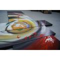 Décoration intérieure Peinture à l'huile artisanale sur toile