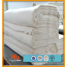 Made In China White Poly Cotton Fabric 200 Thread Count Bulk Sale