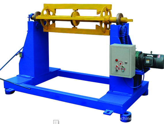 5 Ton electric decoiler