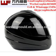 Taizhou high quality mould for Motorcycle helmet in china plastic motorcycle helmet visor mould