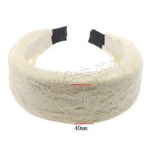 Gets.com anneau de large bande de polyester moissanite