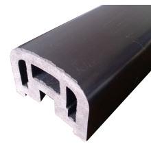 65 * 45mm WPC Geländer mit CE & Fsc Zertifikat