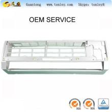 moldagem de plástico profissional doméstica para Midea ar condicionado conchas