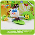 Blister Card Packing Owl Brosse en forme d'animal