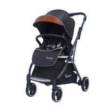Выдвижная детская коляска с навесом Детская коляска с прозрачным люком