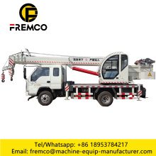 Mobile Crane Trucks for Handling Port Cargo