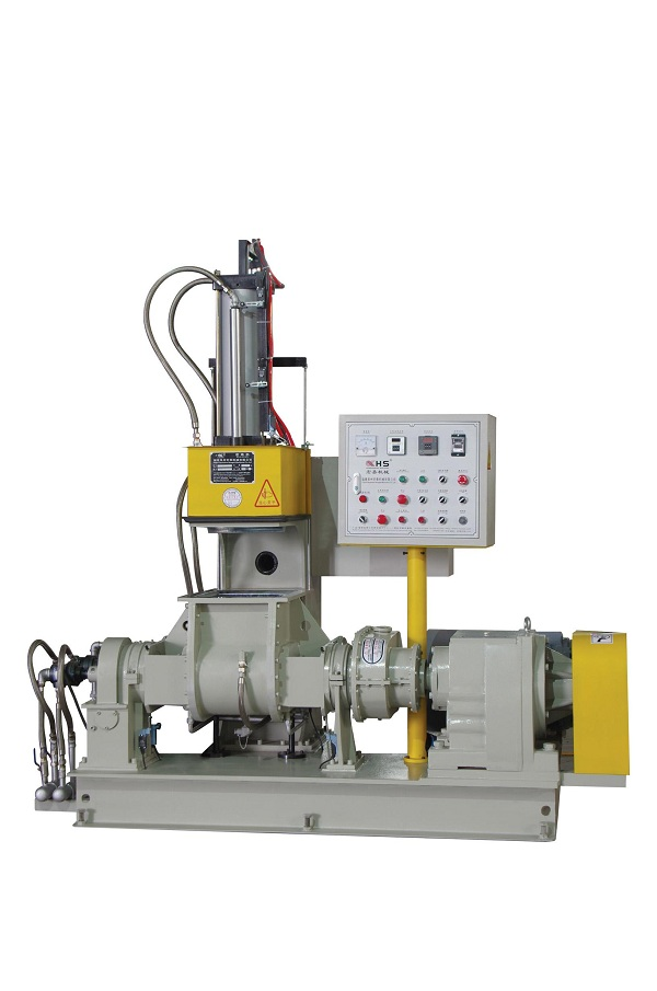 10L Rubber Plastic internal kneader mixer machine1