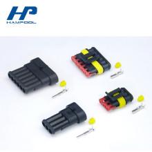 Tipo redondo elétrico terminal do friso do bloco terminal de fio da tubulação do friso
