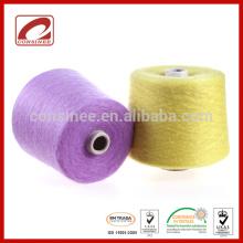 Topline beautiful colors acrylic fashion mohair yarn made in china