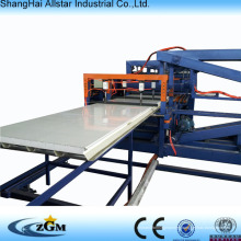 Allstar eps sandwich panel machine product line,sandwich panel machine