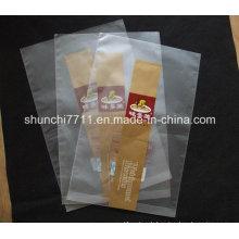 PE Transparent Bread Packing Bag