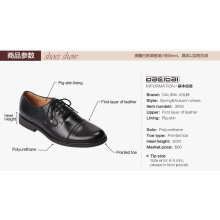 2015 classic design high quality china wholesale leather men shoes