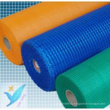 5 мм * 5 мм 165G / M2 Щелочные устойчивые сетчатые сетки