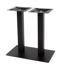 modern coffee table iron base for Europe market