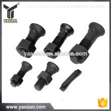 2017 YASSIAN solid aluminum bolts 16mm alloy casting bolts