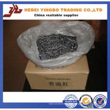 2015 Intlevel Clavo de acero de hierro de carbono medio / clavo de acero / clavo común