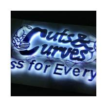 For Decoration Advertising Custom Backlit Signs Illuminated Logo Signage street signs custom led lighting letters display