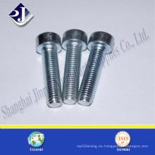 Tornillo de cabeza hueca hexagonal Allenscrew ISO4762